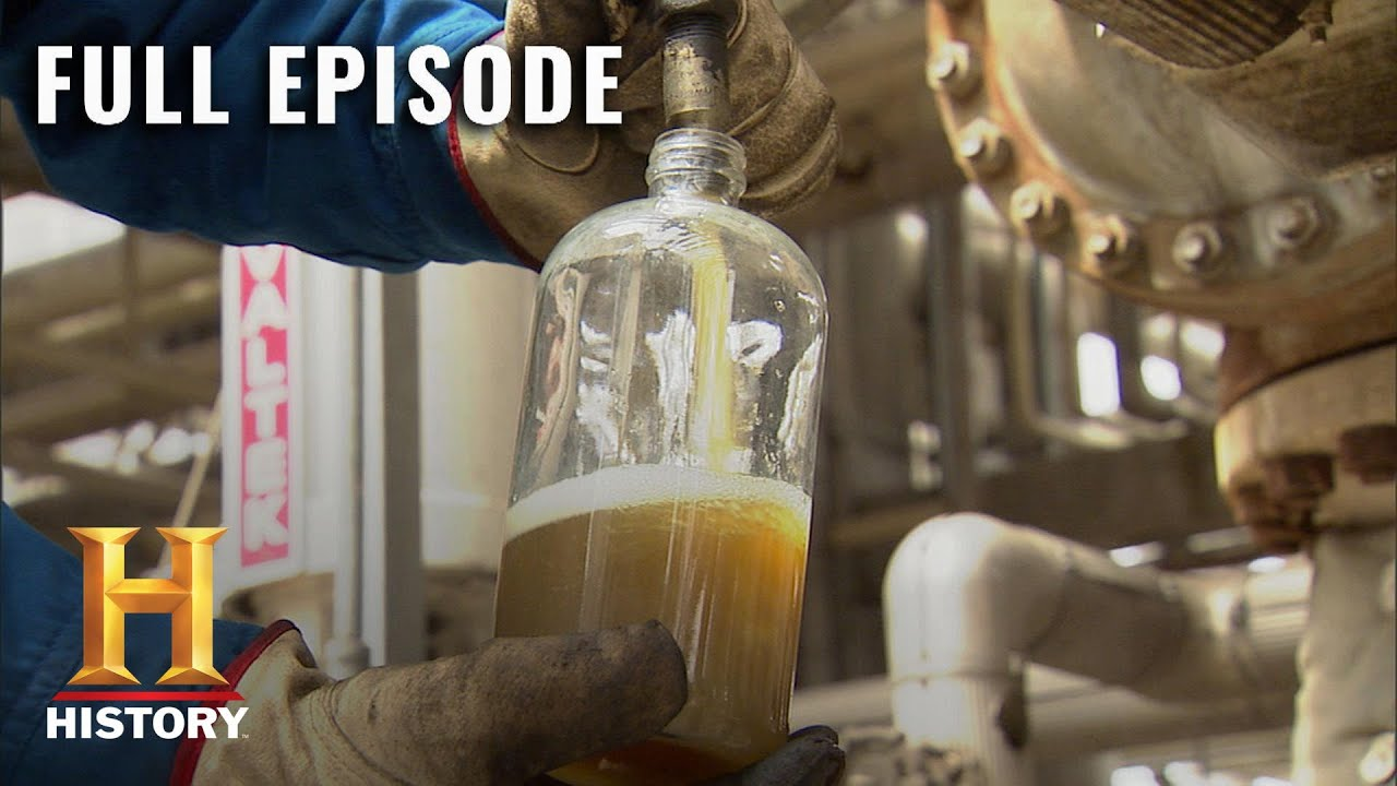 Download Modern Marvels: How We Use Oil Everyday (S15, E25) | Full Episode | History