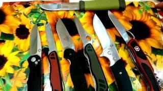 Почему ножи Victorinox лучше современных складных ножей. Проект