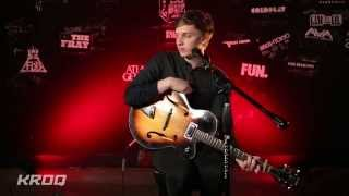 George Ezra - Budapest (live at KROQ)