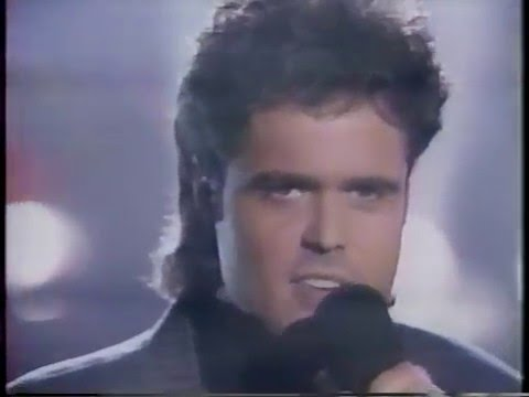 """DONNY OSMOND """"My Love Is A Fire"""""""