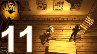 Boris and the Dark Survival - Gameplay Walkthrough Part 11 - Symphony of Shadows (iOS, Android)