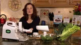 Raw Food Made Easy - Super Green Juice