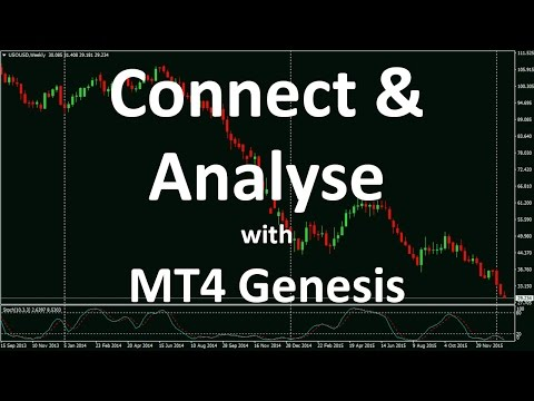 MetaTrader 4 Power User Tips - Using the MT4 Genesis Connect and Analyse Options