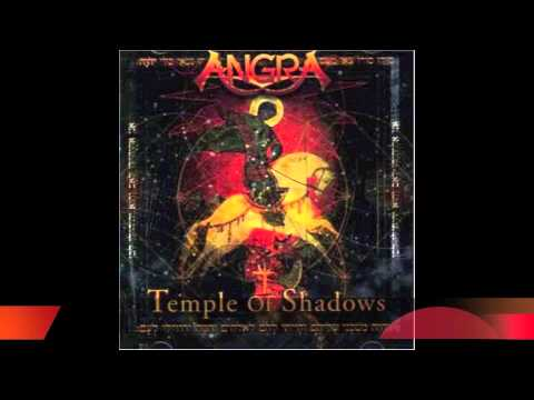 Angra - Sprouts of time - Backing Track (Mário Peres)