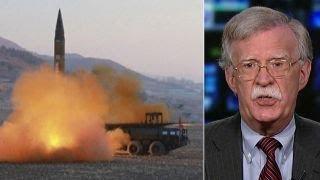 Amb. Bolton: North Korea
