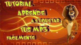 DJ JOSEMIX tutorial nº1 APRENDE A ETIQUETAR TUS MP3