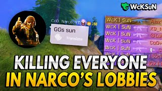 I DESTROYED EVERYONE IN CoD_Narco_YT's LOBBY | Call of Duty Mobile: Battle Royale