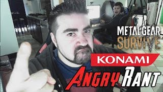 Konami packs the already controversial and lazy Metal Gear Survive with some of the most insulting Microtransactions - Save Slots & Loot Boxes! Awesome Job!