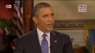 Обама: Инициатива России может стать альтернативой удару по Сирии