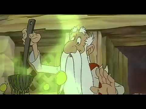 Asterix in Amerika - Ganzer Film in Deutsch - Teil 1