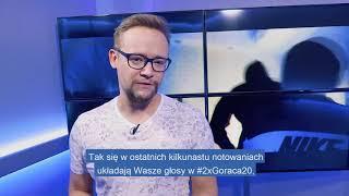 Podwójna Gorąca 20 Radia ESKA - notowanie 88! #2xGoraca20 - lista hitów ESKI 12.05.2019