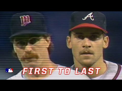 First to Last: Game 7 of the 1991 World Series