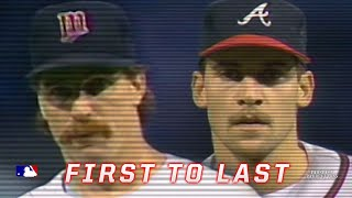 First to Last: Game 7 of the 1991 World Series thumbnail
