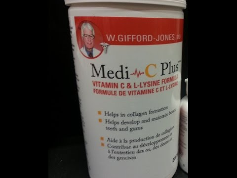 Medi-C Plus Vitamin C- For Hearth Health