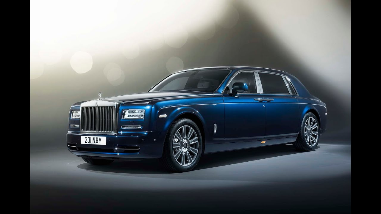 2017 Rolls-Royce Phantom | Car Review, Specs And Prices ...
