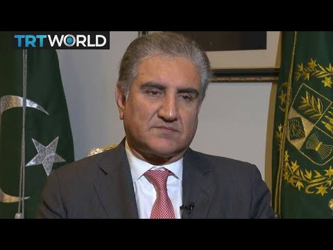 One on One Express: Interview with Shah Mahmood Qureshi, Pakistani Foreign Minister