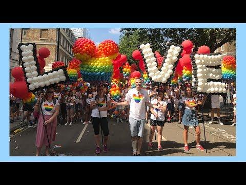 Disney Pride In London 2018