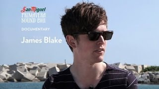 James Blake - San Miguel Primavera Sound 2011