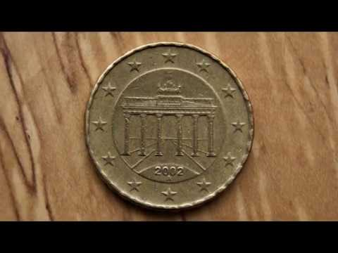 10 Euro Cent ERROR 2002 A Germany