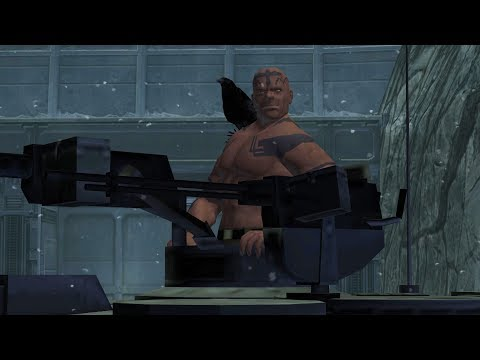Metal Gear Solid Twin Snakes: Tank Boss Fight