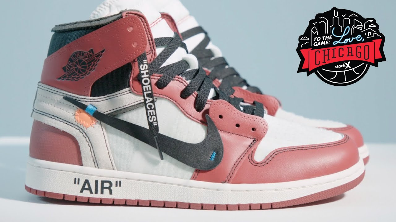 Up Close with the Off-White Chicago Air Jordan 1 | Details ...