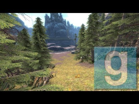 Most Beautiful Forest Map! | GMod w/Downloads