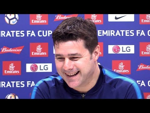Mauricio Pochettino Full Pre-Match Press Conference - Tottenham v Rochdale - FA Cup Replay