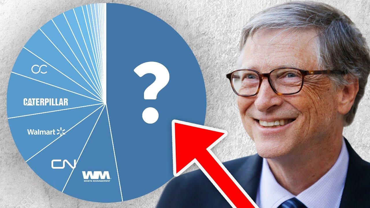 What's in Bill Gates' Stock Portfolio? (Mid 2020)