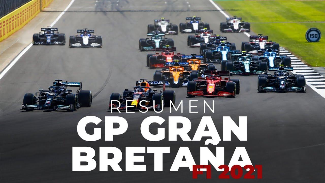 Resumen del GP de Gran Bretaña - F1 2021