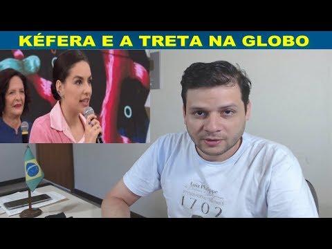 Sobre a treta de Kéfera e o feminismo na Rede Globo