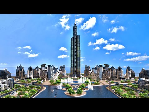 Azerbaijan Tower - The World's Tallest Building: MEGAPROJECTS
