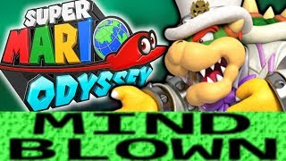 How Super Mario Odyssey is Mind Blowing!