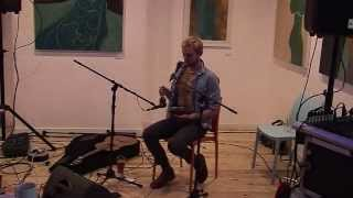 Joe Kemp - Live Singing Bowl Improvisation at Instrumental, Inkwell, Leeds  07.08.15