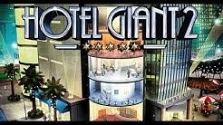 Let's Play Hotel Gigant 2 #001 - Let's Bau ein Restaurant! #HD # German