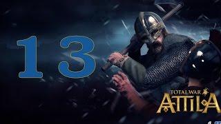Геты - предки викингов #13 - Британские мятежники [Total War: ATTILA]