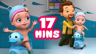 It's Potty Time - Potty Song | Baby Songs & Rhymes | Infobells