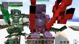 【黑樂】Minecraft 叛世神Ⅱ✟ #11 四天王 \\ 出擊 //