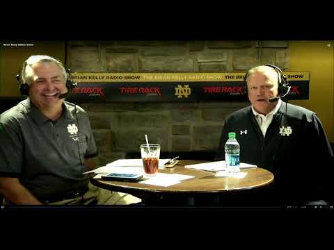 Brian Kelly Radio Show - Stanford