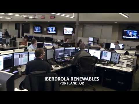 Iberdrola Renewables Trading Floor
