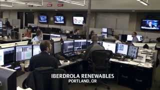 Cover images Iberdrola Renewables Trading Floor