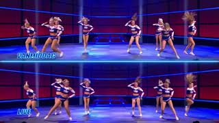Frisian Cheer Stars - 'Run The World' | Cheerleading | Dance As One