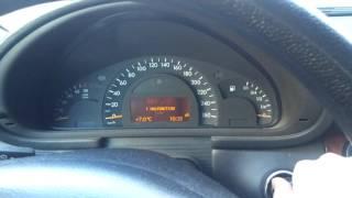 W203 220CDI cold start problem