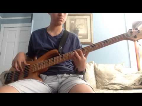 Bass Tutorial on Rooftops by Jesus Culture