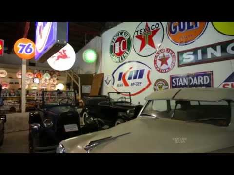 Mike Fuller's Auto and Gas Museum