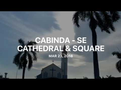 Cabinda - Se Cathedral & Square