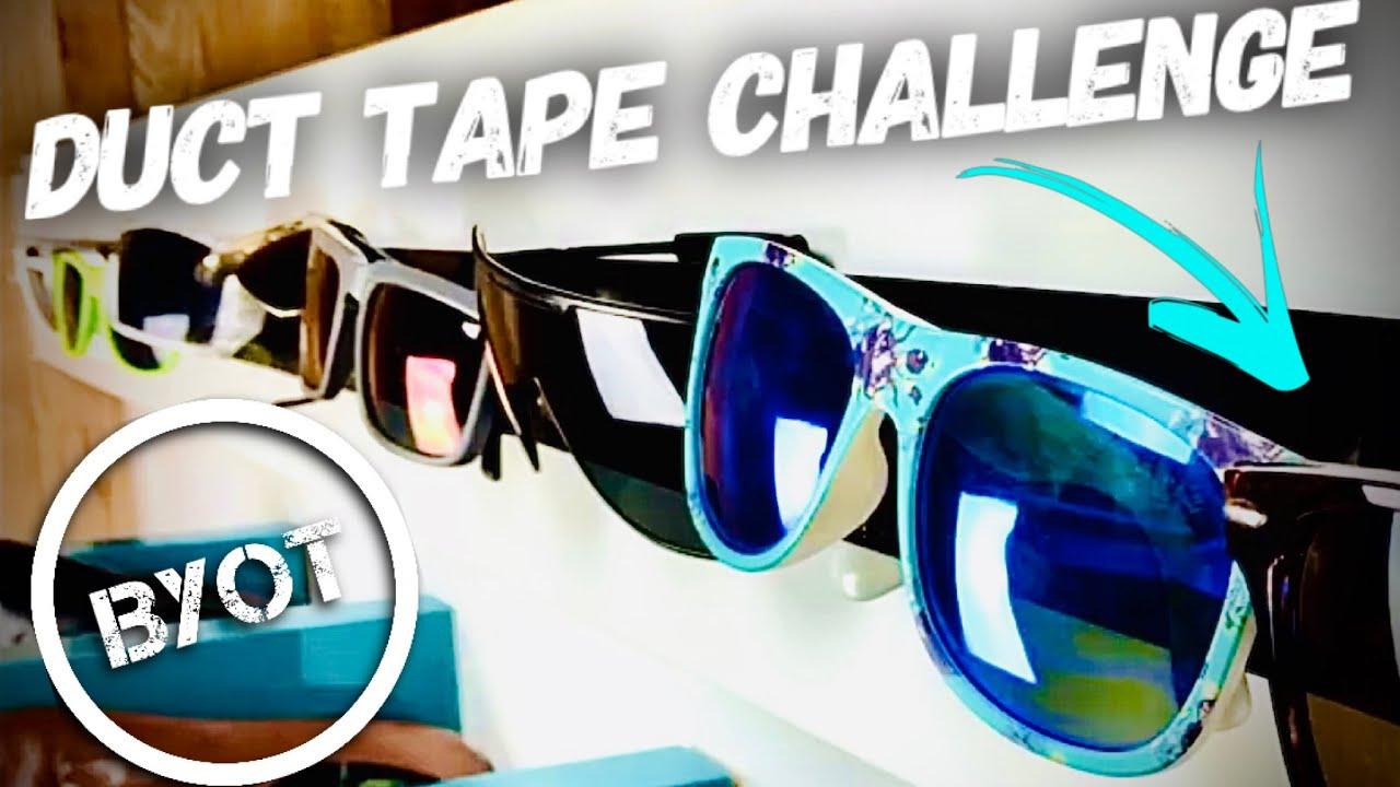 Charmant DIY Sunglasses Holder (BYOT #26)