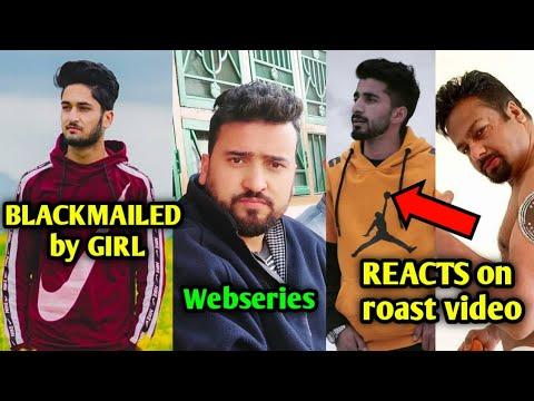 Deepak Kalal REACTS on Bakus video, Ultimate Rounders WEBSERIES, Xehraan Films BLACKMAILED by a Girl