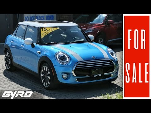 2015 MINI 5 Door Cooper - Pre Owned Gyro Special