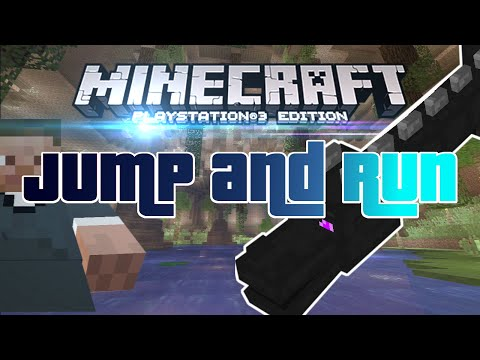full download jump and run minecraft mini games ps3 hd ger. Black Bedroom Furniture Sets. Home Design Ideas