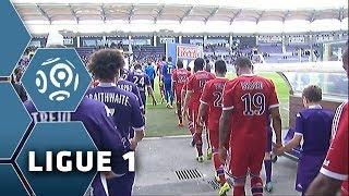 Toulouse FC - Olympique Lyonnais (0-0) - 23/04/14 - (TFC-OL) - Résumé